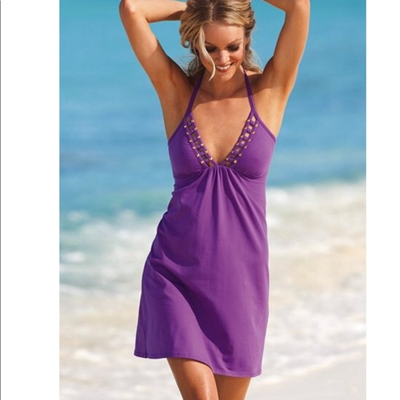 ce3c6e2e30f Victoria s Secret Beach Dress Sz. M M